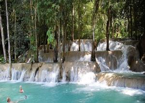 City Tour & Tad Sae Waterfall Packages